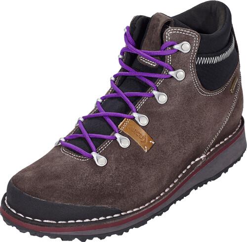 AKU Badia GTX Shoes Women Brown/Violet Schuhgröße 41 2017 Schuhe wQJs8atyRb
